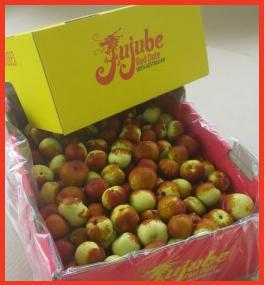 Box of jujubes