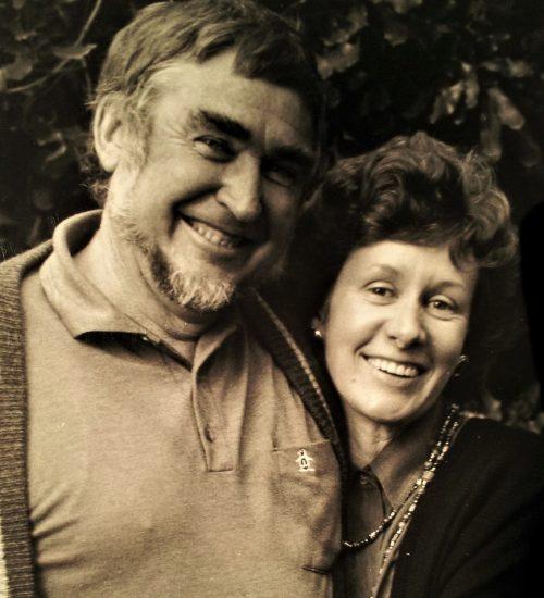 David and Val McCarthy