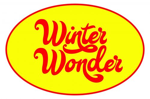 Winter Wonder oval logo